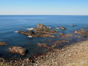 スコトン岬からの眺め